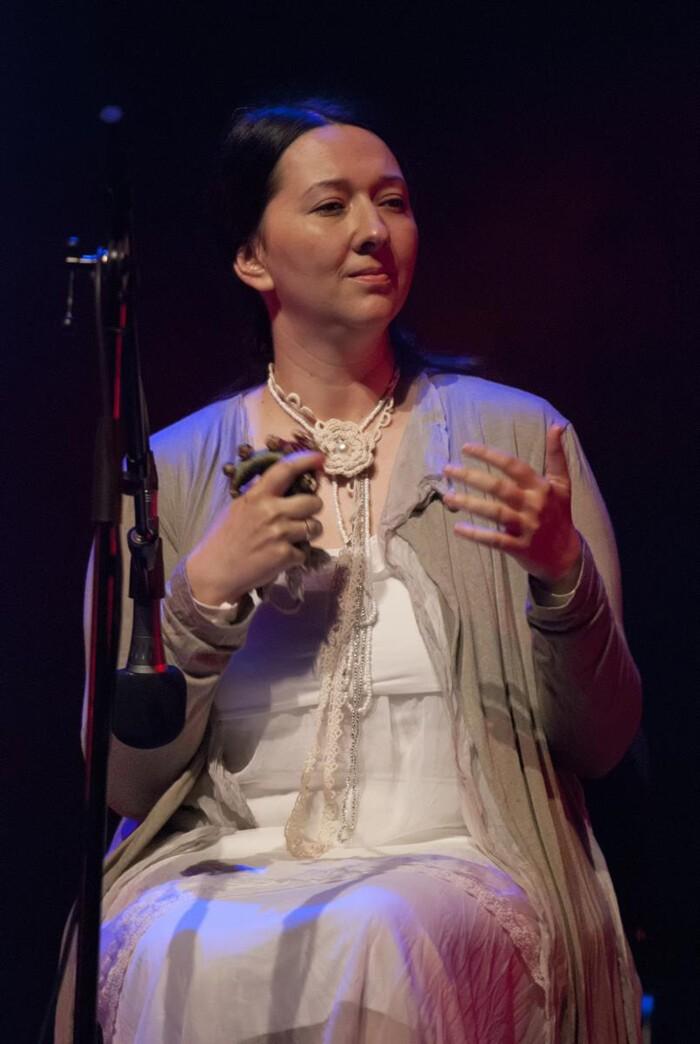 Aleksandra Popovska by Tatjana Rantasa